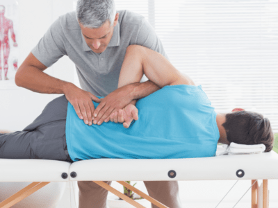 Chiropractic Services for Low Back Pain